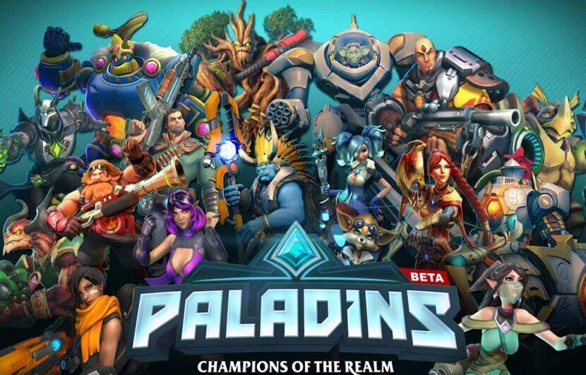 Paladins Онлайн-игра