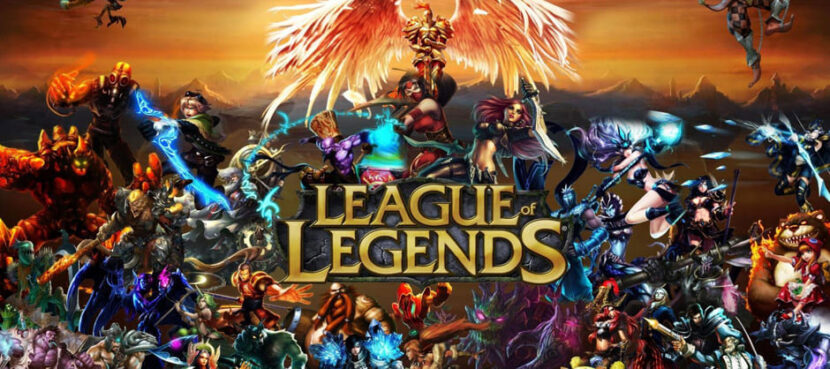 LEAGUE OF LEGEND комп игра онлайн