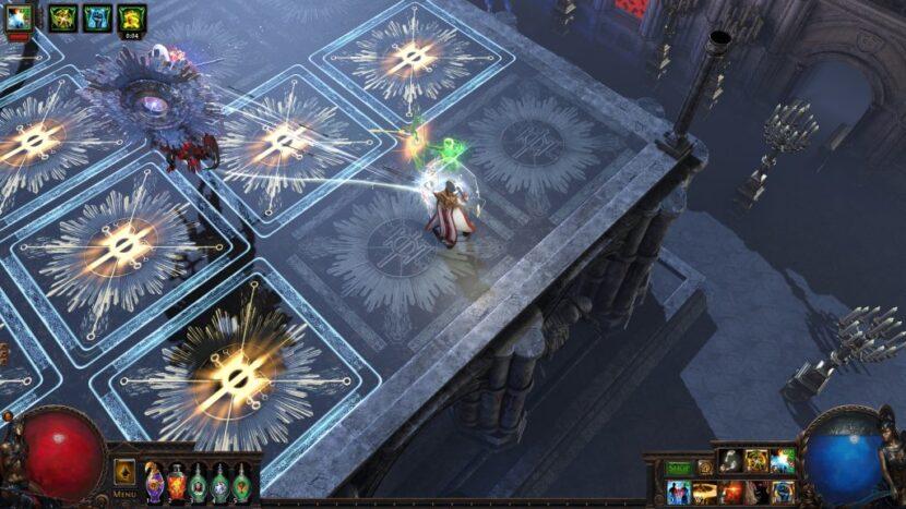 Path of Exile экшн онлайн игра