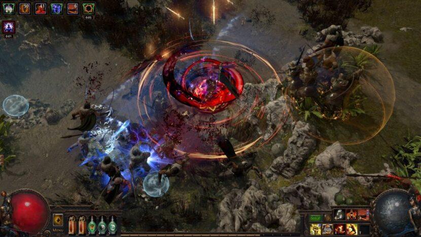 Path of Exile экшн онлайн игра комп