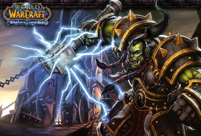 World of Warcraft игра