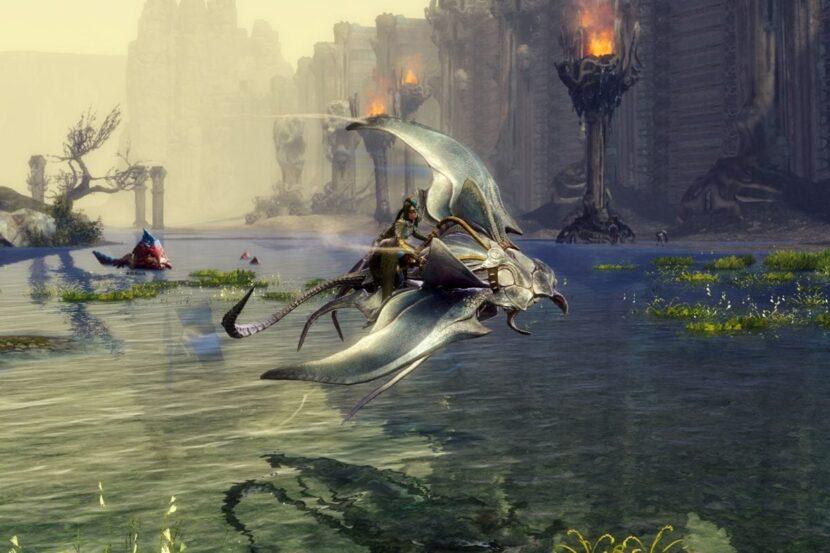 Guild Wars 2 игра онлайн