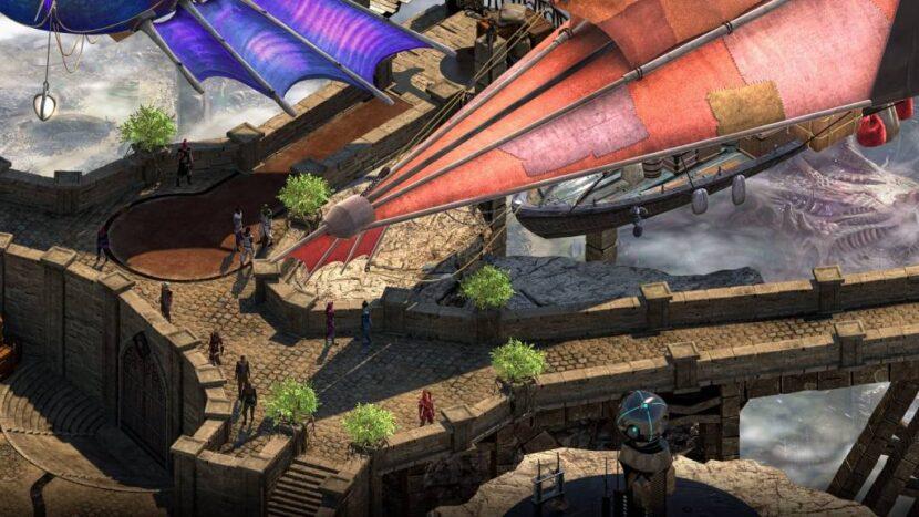 Torment: Tides of Numenera игра