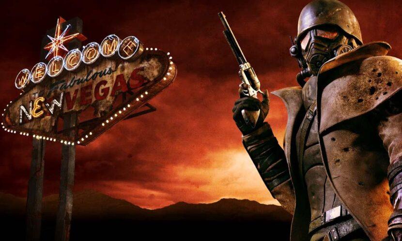 Fallout: New Vegas открытый мир
