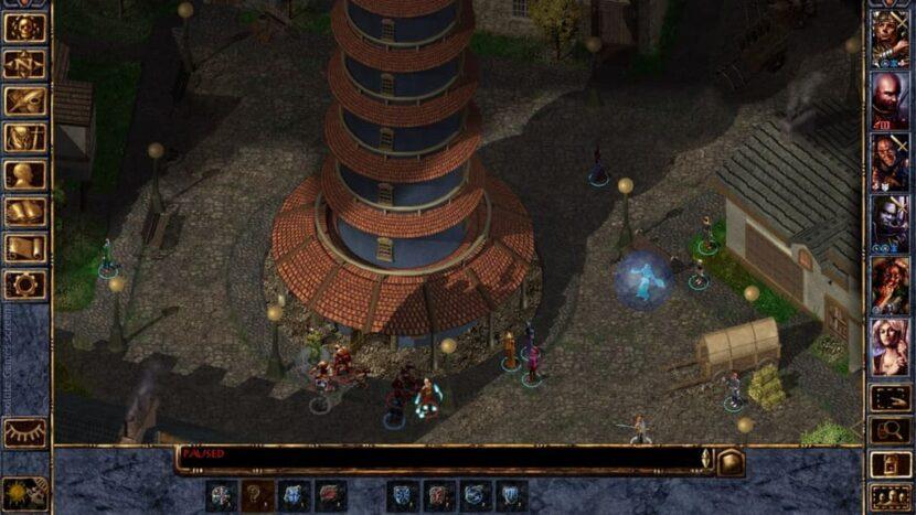 Baldur's Gate II игра