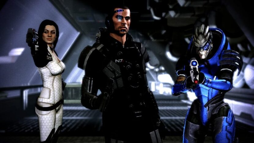 Mass Effect 2 экшн игра