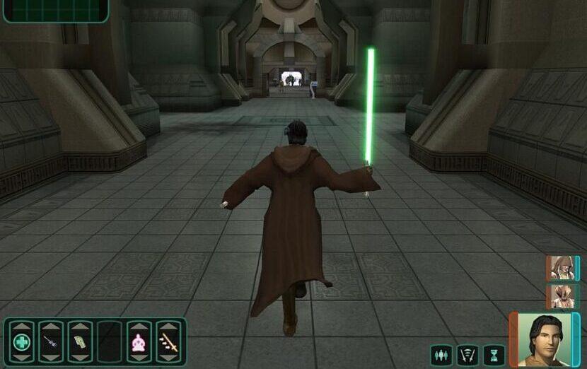 Star Wars: Knights of the Old Republic II игра