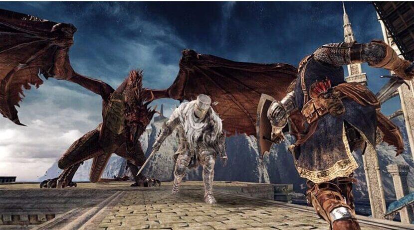 Dark Souls онлайн игра
