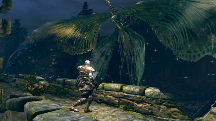 Dark Souls онлайн игра экшн