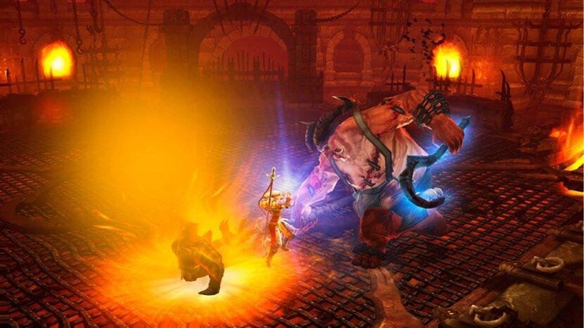 Diablo 3 экшн онлайн