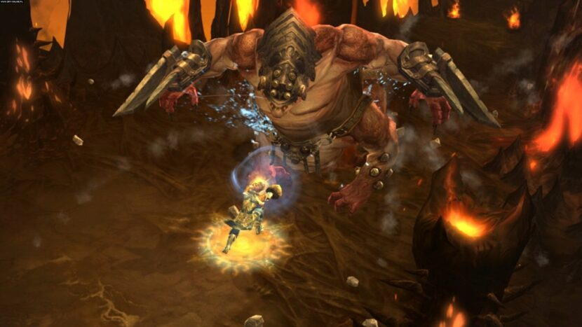 Diablo 3 экшн онлайн игра