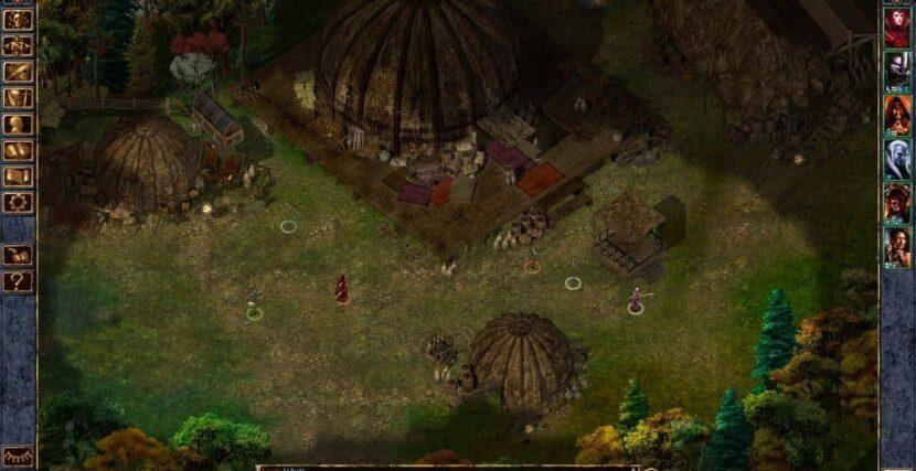 Baldur's Gate II игра ПК