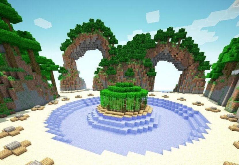 Minecraft Survival games онлайн
