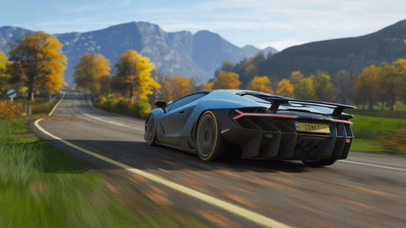 Forza Horizon 4 автосимулятор