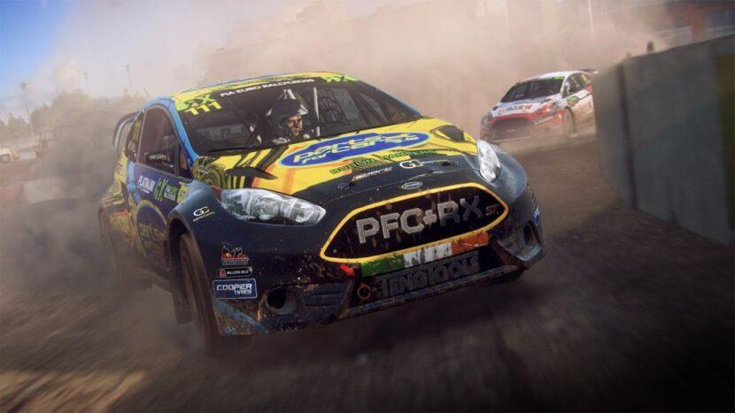 Dirty Rally 2.0 гонки