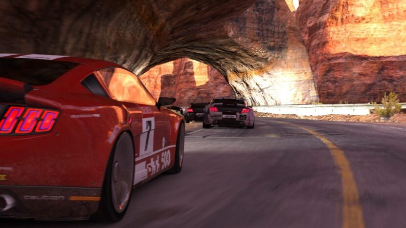 TrackMania 2: Canyon авто