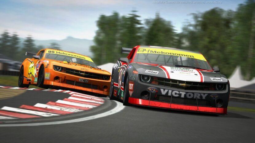 Race: Injection игра