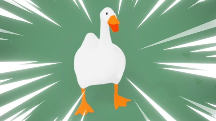 Untitled Goose Game игра