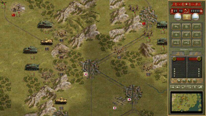 Танковый корпус 2