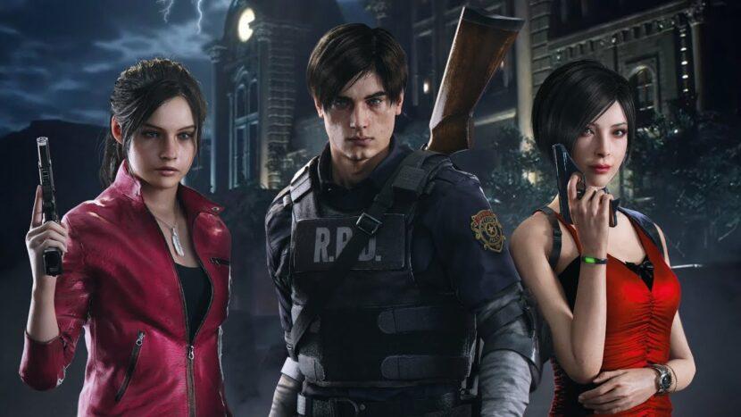 Ремейк Resident Evil 2 игра