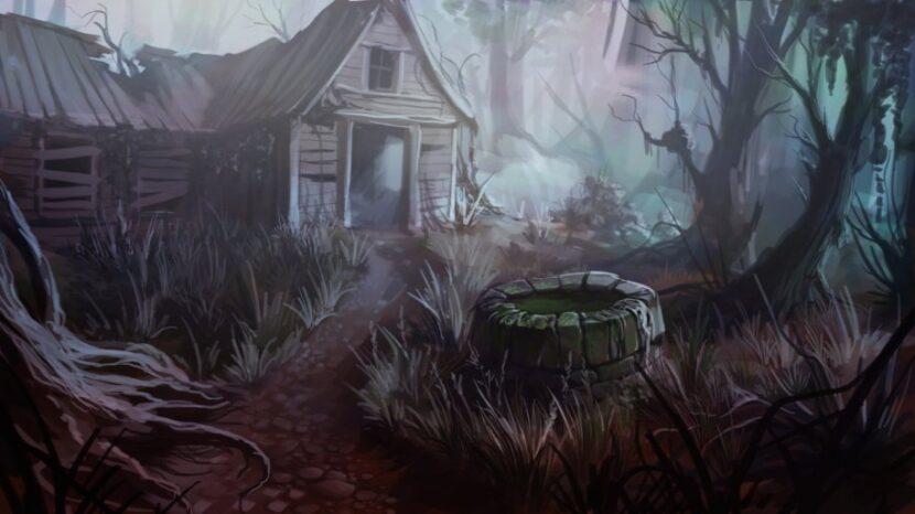 Darkwood игра