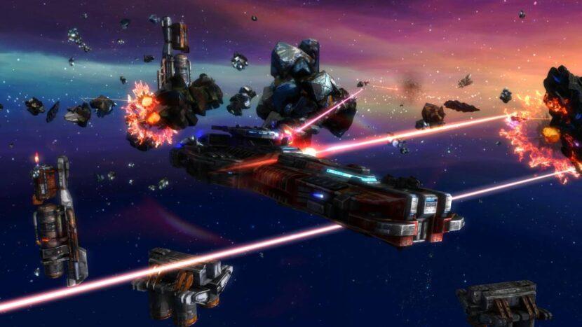Rebel Galaxy игра