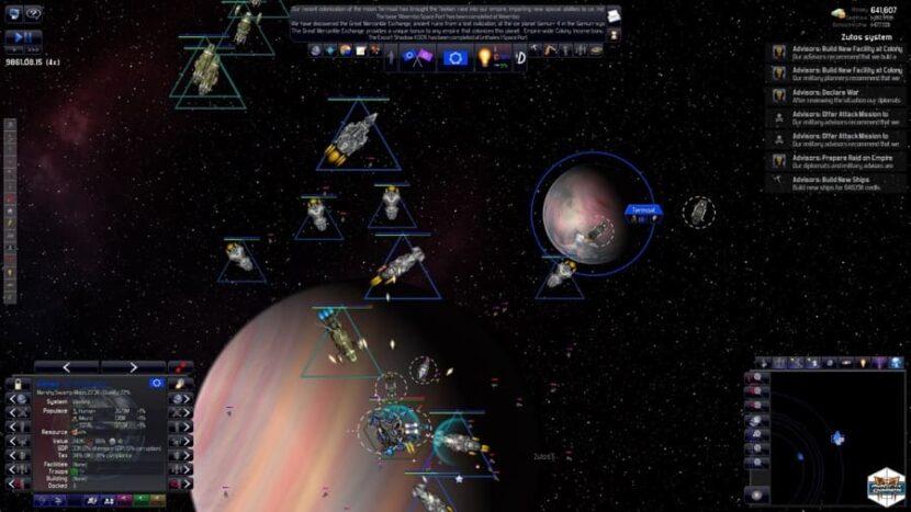 Distant Worlds: Universe игра