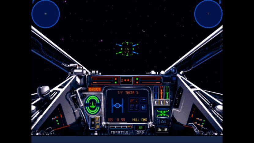 STAR WARS: TIE Fighter Special Edition игра
