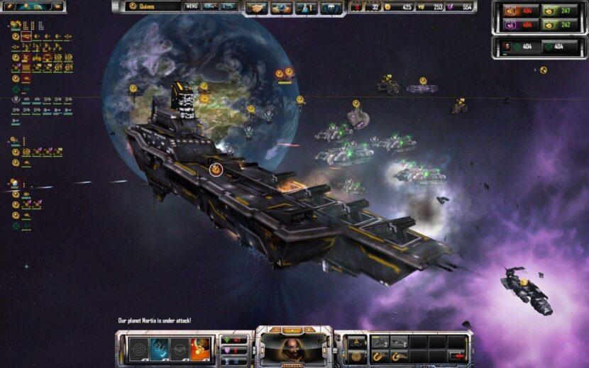 Sins of a Solar Empire: Rebellion игра