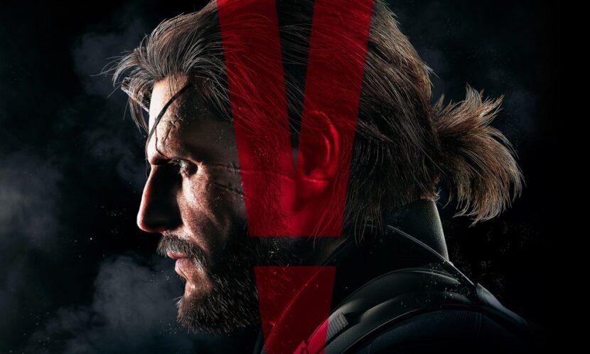 Metal Gear Solid V игра