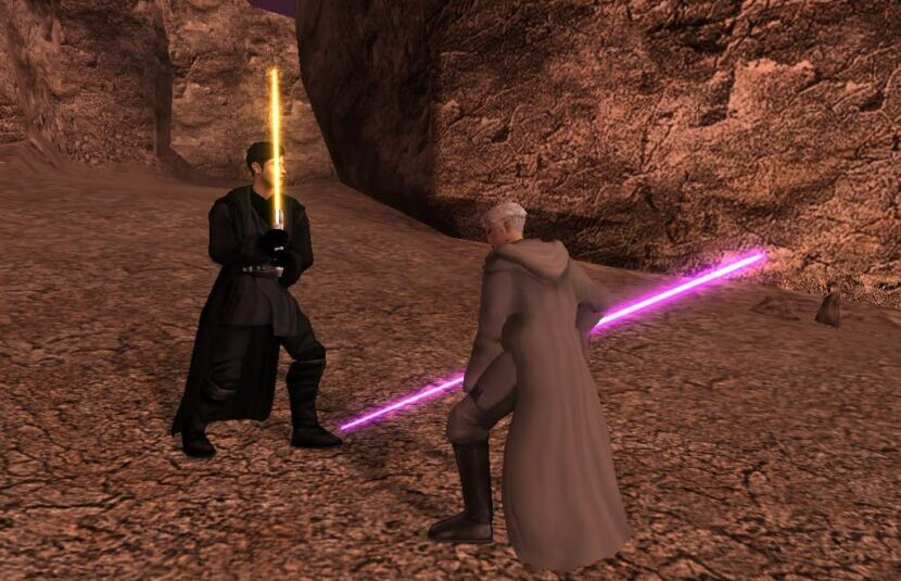 Star Wars Knights of the Old Republic 2: