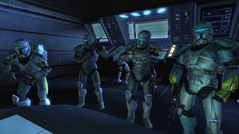 Star Wars: Republic Commando игра
