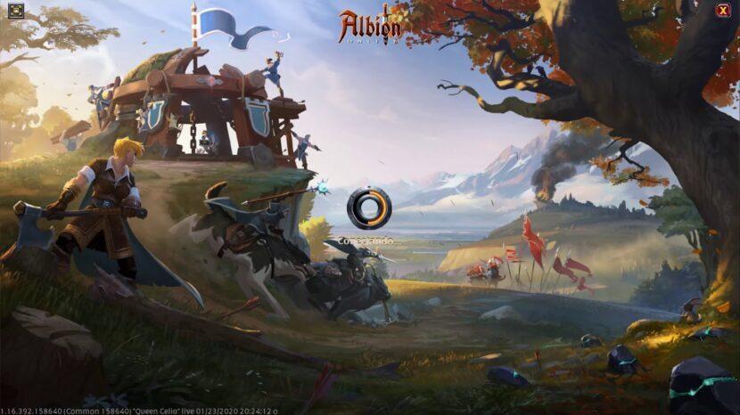 Albion Online онлайн пк