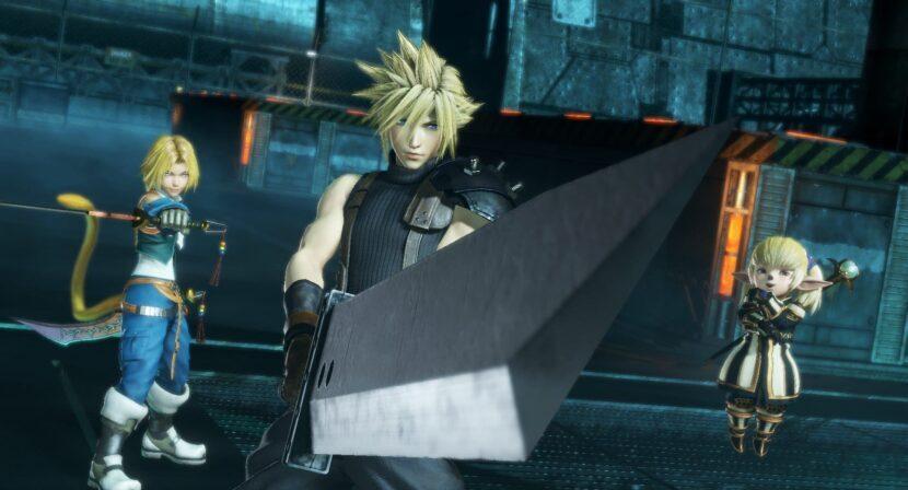 Диссидия Final Fantasy NT Free Edition