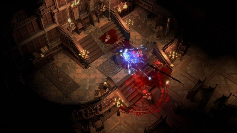 Скриншот из Path of Exile 2