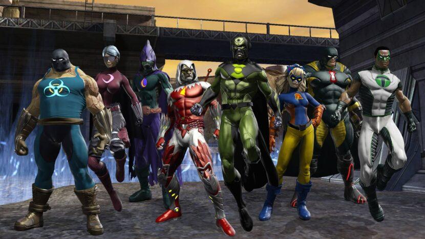 DC Universe онлайн