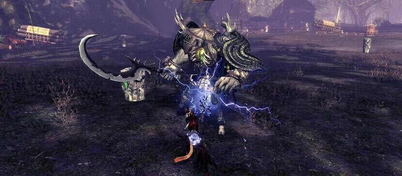Blade & Soul MMO