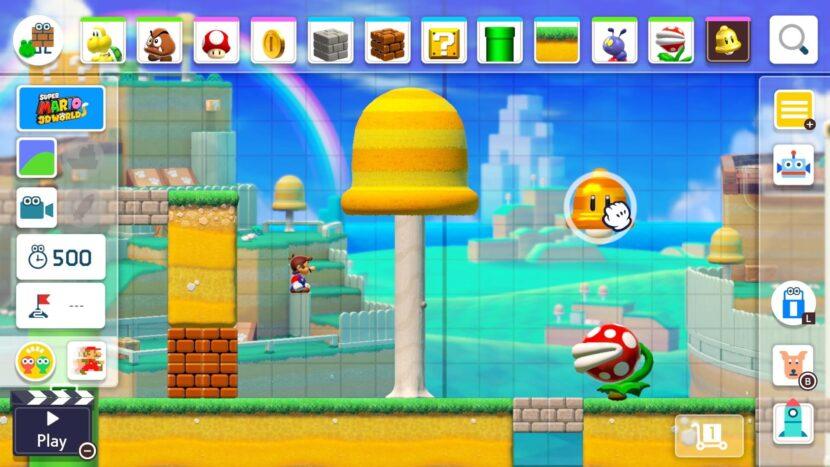 13. Super Mario Maker 2