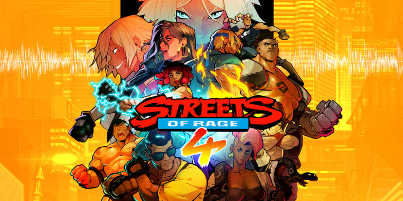 18. Streets of Rage 4
