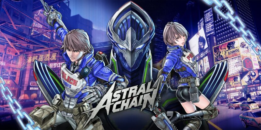 17. Astral Chain