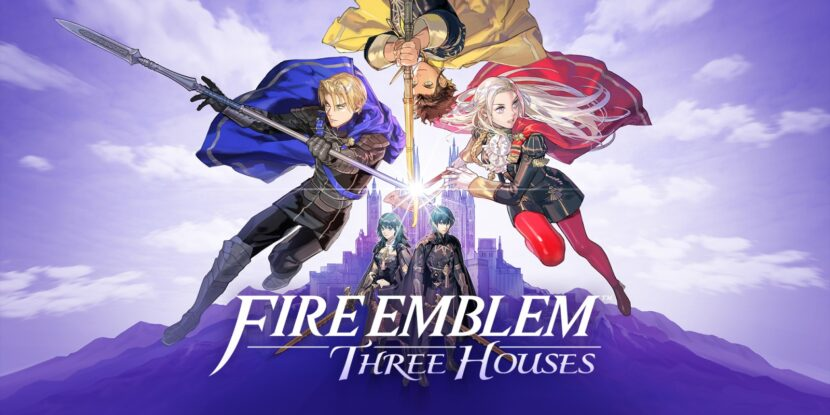 5. Fire Emblem: Three Houses