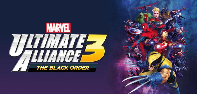 19. Marvel Ultimate Alliance 3