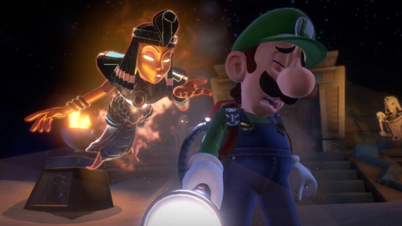 10. Luigi's Mansion 3