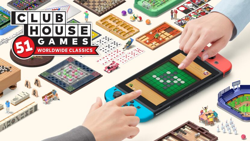 12. Clubhouse Games: 51 Worldwide Classics