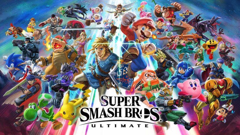 15. Super Smash Bros. Ultimate