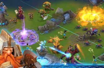 Arcane Showdown игра