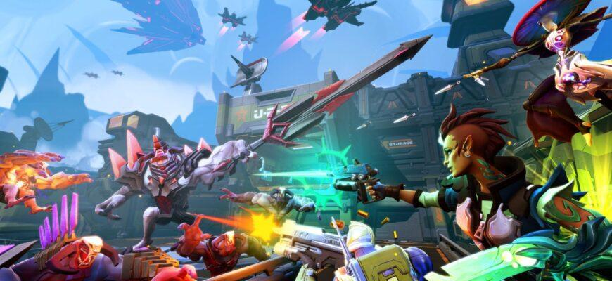 Battleborn игра