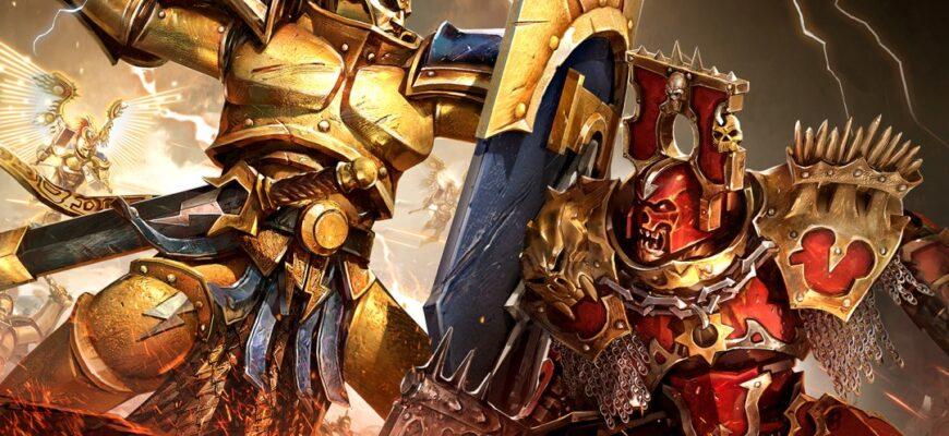 Warhammer Age of Sigmar: Champions на пк