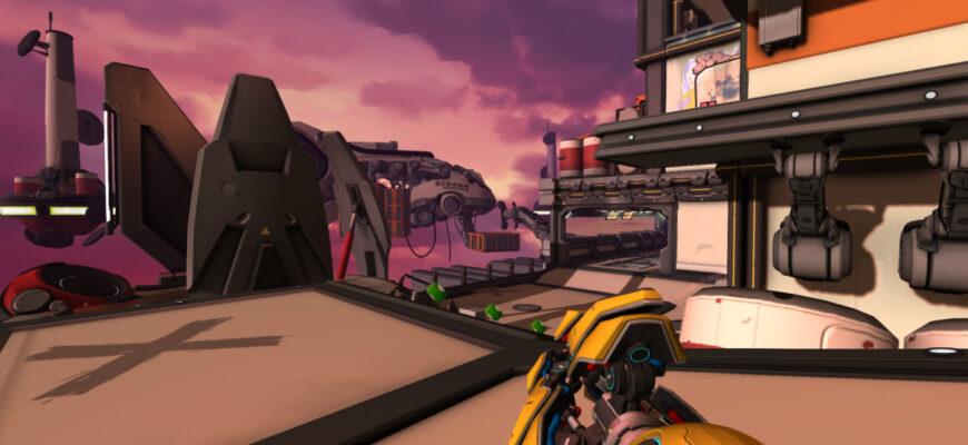 Diabotical игра онлайн