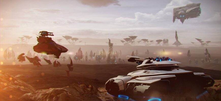 The Last Frontier игра